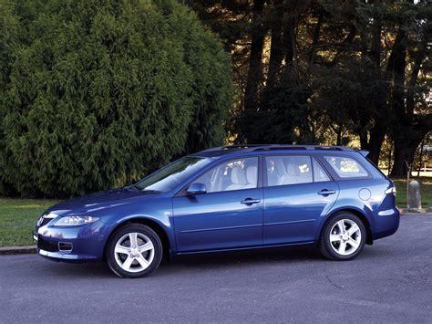 mazda 6 wagon mazda 6 atenza wagon specs 2005 2006 2007 autoevolution