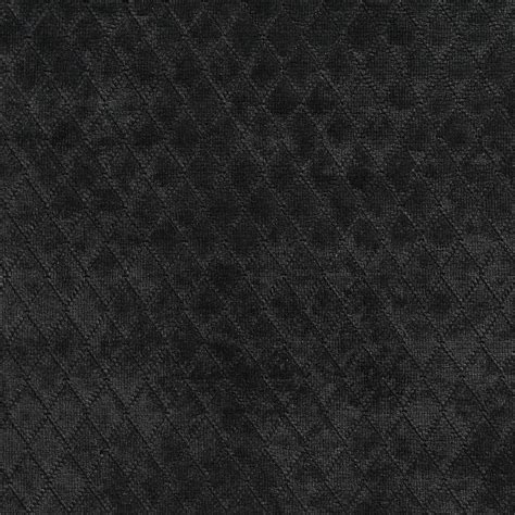 black upholstery fabric coral black diamond chenille upholstery fabric