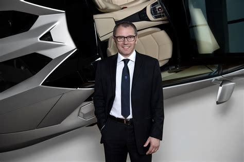 lamborghini ceo lamborghini ceo stefano domenicali news interview