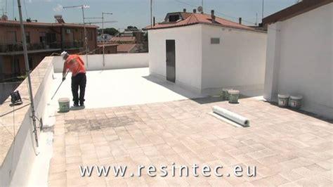 resina per terrazzi impermeabilizzazione in resina di terrazzi e lastrici