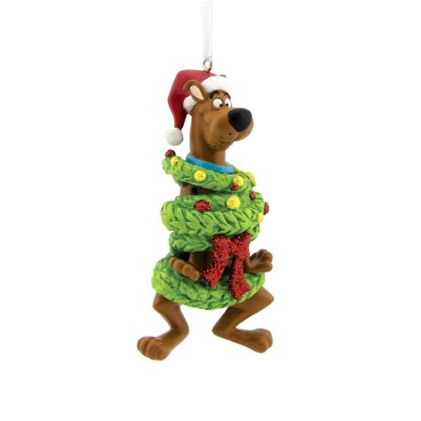 warner brothers scooby doo christmas ornament seasonal