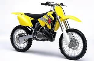 2002 Suzuki Rm 250 2002 Suzuki Rm 250 Reviews Motorcycle Dirt Bike Side