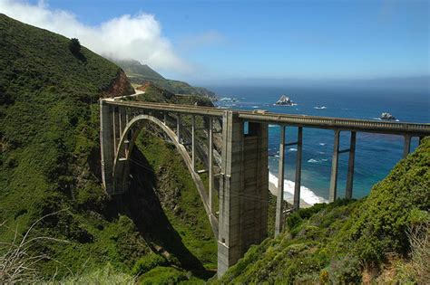 bridge bid bixby bridge big sur california youramazingplaces