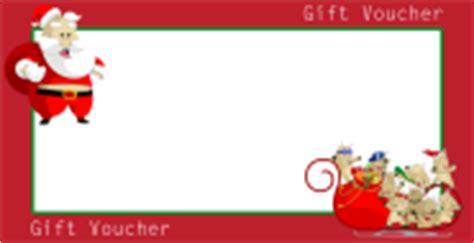 christmas gift voucher cards customize  print