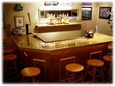 home bar plans design bookmark 4835