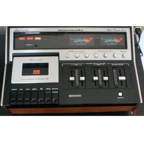 marantz cassette recorder marantz 5120 cassette recorder review daily giz wiz