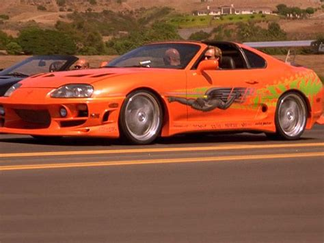 Walker Toyota Used Cars Paul Walker Toyota Supra For Sale Chicago Criminal And