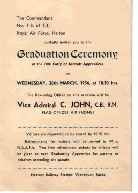 Graduation Ceremony Invitation Card Template by Graduation Invitation Templates Graduation Ceremony