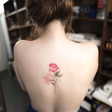 south korean tattoo 15 delicately beautiful tattoos by south korean artist