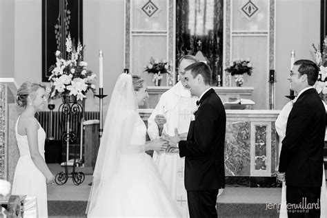 Wedding Ceremony Kingston Ontario by Jess And Ceremony Wedding Photographer