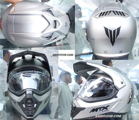 Helm Yamaha Mt 25 aripitstop 187 expresikan jiwa bebas mu dengan helm mtx 25 yamaha pod sudah jual secara bebas