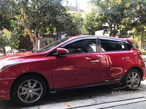 Yaris 2016 Tipe S Trd Manual jual mobil toyota yaris 2016 trd sportivo 1 5 di jawa