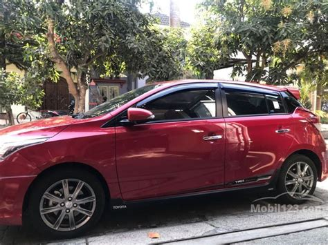 Toyota Yaris S Trd 2016 jual mobil toyota yaris 2016 trd sportivo 1 5 di jawa