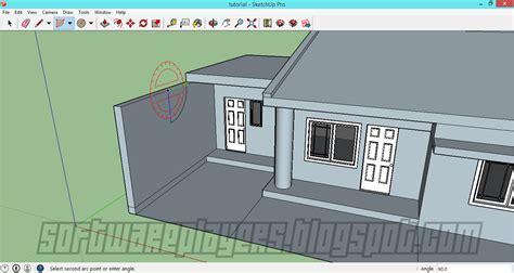 tutorial menggunakan google sketchup 58 tutorial membuat desain rumah menggunakan google