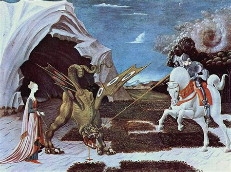 Saint George And The Dragon | exploring the famous legend of st george and the dragon