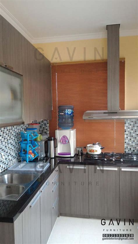 Cermin Di Pejompongan harga kitchen set dapur kecil kitchen set minimalis