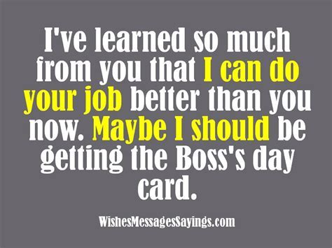 Wishes and Quotes for Bosses   Wishes Messages Sayings