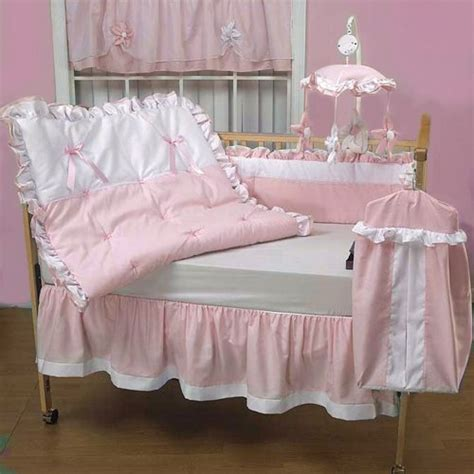 Baby Pink Cot Bedding Sets Low Price On Baby Doll Bedding Regal Pique Crib Bedding Set Pink Big Saving Baby Shop