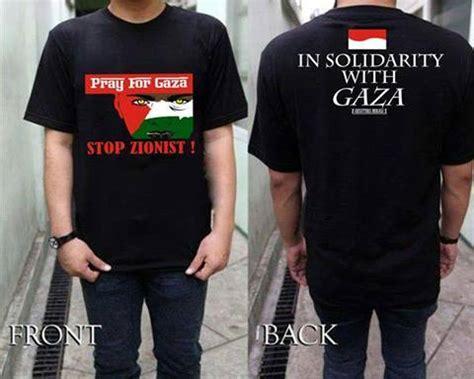 Kaos Palestina Free Gaza with t shirt jual meja sablon frame belajar