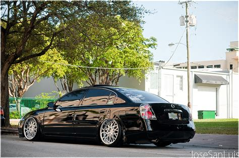 stanced nissan altima fitted flush stanced or slammed altimas page 83