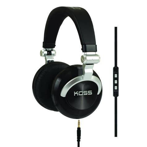 Headphone Koss prodj200 ear headphones koss headphones
