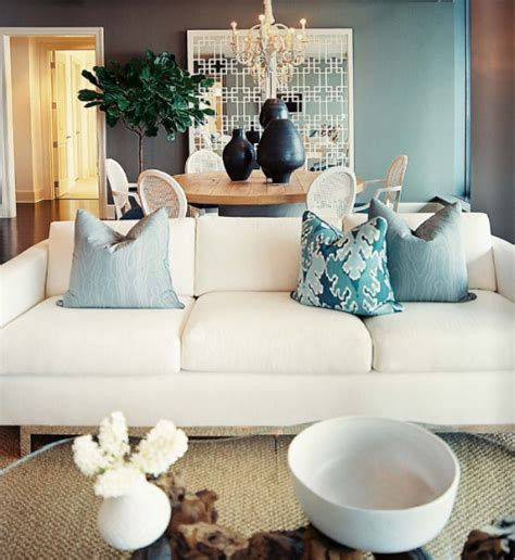 Green Blue And Brown Living Room by Interior Design Living Room Green And Brown Living Room