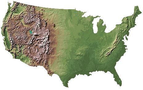 altitude maps united states maps united states map topography