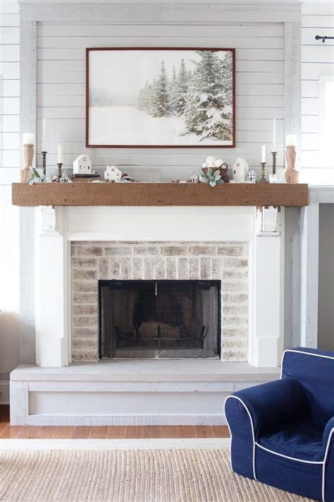 best 25 cottage fireplace ideas on living