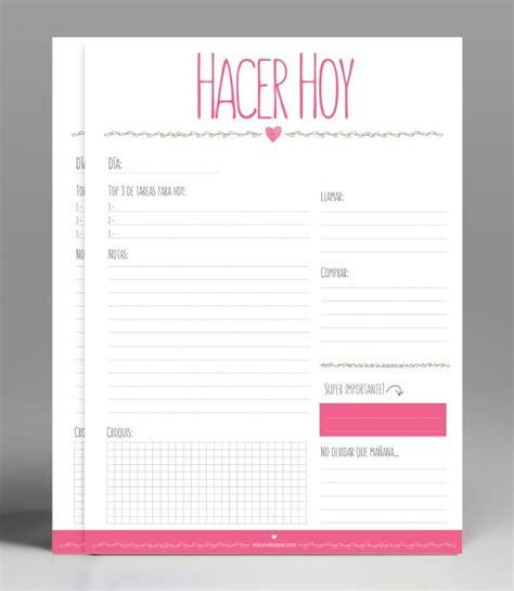 Calendario Colombia Año 2018 M 225 S De 1000 Ideas Sobre Organizador Personal En