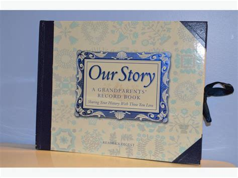 in our stories books our story a grandparents record book saanich