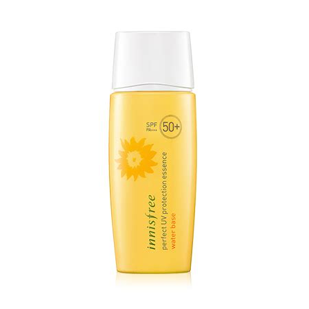 Harga Innisfree Uv Protection produk perawatan kulit perlindungan matahari sun