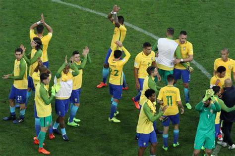 foot coupe du monde amsud le br 233 sil qualifi 233