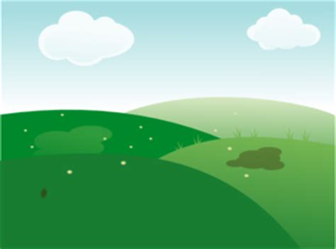 landscape background clip art  clkercom vector clip