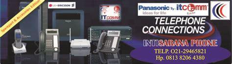 Intercom Commax Tp6rc logo intisarana3 teknisi pabx panasonic
