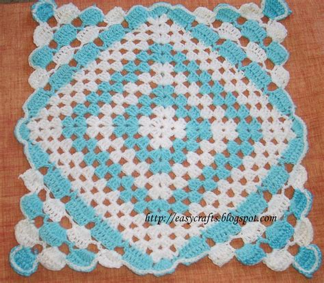 crochet pattern and design easy crafts explore your creativity crochet square pattern