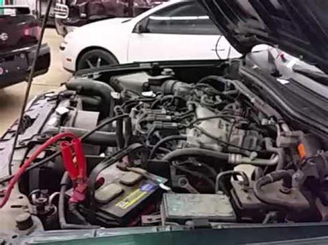 accident recorder 1999 mitsubishi montero transmission control cd0264 2000 mitsubishi montero sport 3 0l youtube