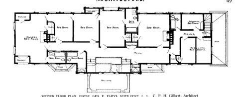 sagamore hill floor plan old long island hilaire
