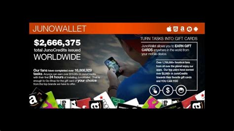 Junowallet Earn Gift Cards Now - junowallet a very cool way to earn free gift cards youtube
