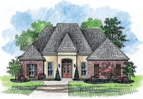 country french home plans brookhaven country french home plans