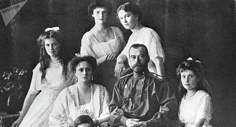 los romnov 1613 1918 10 datos del asesinato de los rom 225 nov que seguro que no conoc 237 as sputnik mundo