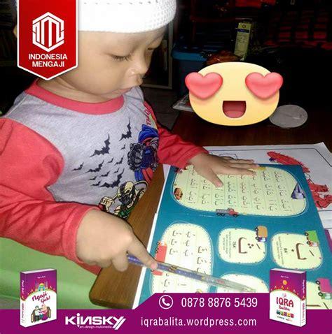 Iqra Balita Ngaji Yuk Jilid 1 gambar buku iqra lengkap 1 6 play store revenue