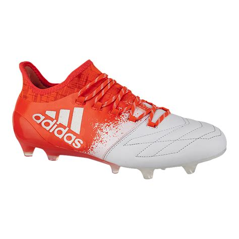 adidas s x 16 1 leather fg outdoor soccer cleats