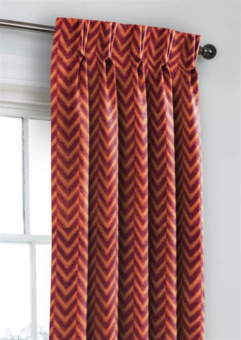 red zig zag curtains 10 ideas about red curtains on pinterest family room