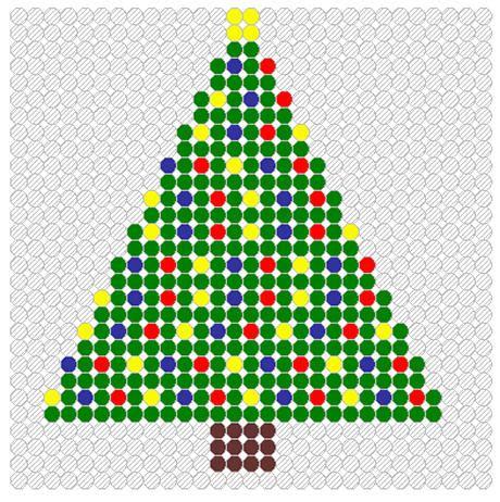 christmas tree pony bead pattern christmas pony bead patterns 171 free patterns