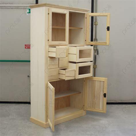 credenze grezze da verniciare pratelli mobili 5 mobili grezzi per la tua cucina