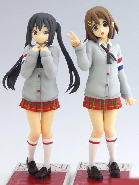 K On The Dxf Figure Htt Gray Style Mio Banpresto k on dxf figure hirasawa yui htt gray style ver my anime shelf