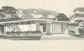 1960 S Modern Home Design House Plans 1960s Houses Plans Designs