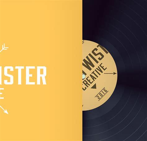 vinyl psd mockup mockup templates images vectors fonts