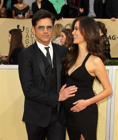 john stamos with wives john stamos and his wife got married and robbed in the