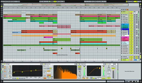 Starlight Progressive House Ableton Live Template Abletunes Ableton House Template